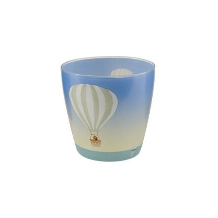 A Quality Goebel Product:  Above the Clouds - Tealight-2