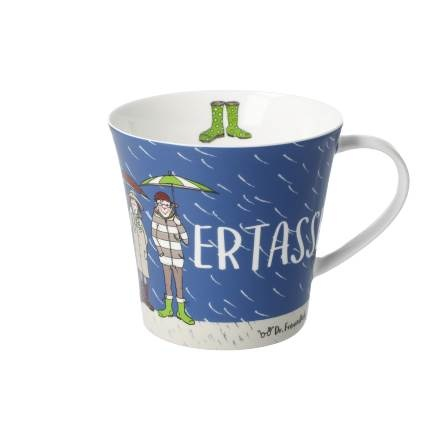 A Quality Goebel Product:  Allwettertasse - Coffee-/Tea Mug-2