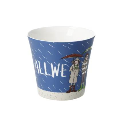 A Quality Goebel Product:  Allwettertasse - Coffee-/Tea Mug-6