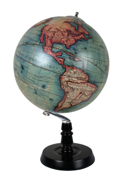 1920s Globe 32 cm
