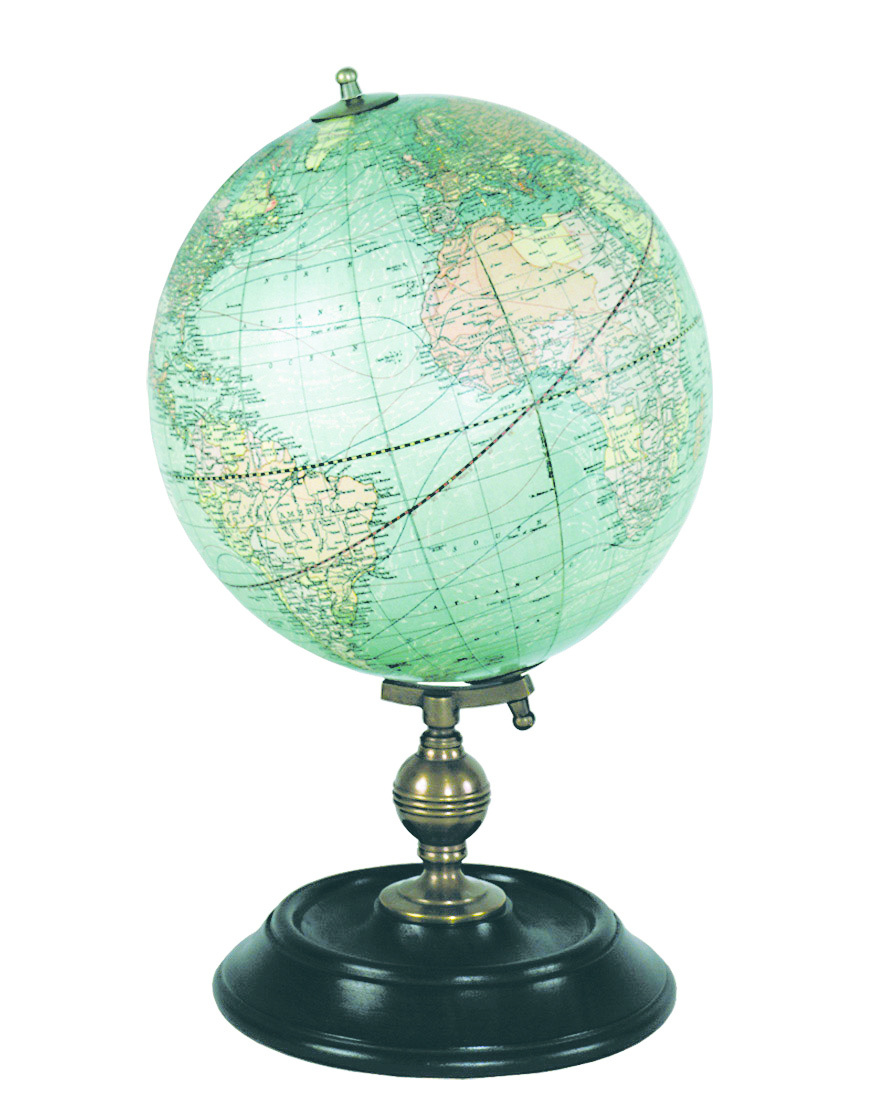 1921 USA Globe, Weber Costello-1