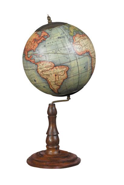 Vaugondy Globe 1745