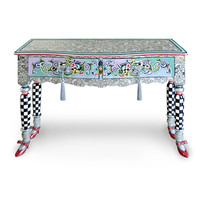 """Tom Drag's Console """"Versailles"""", Silver Line"""