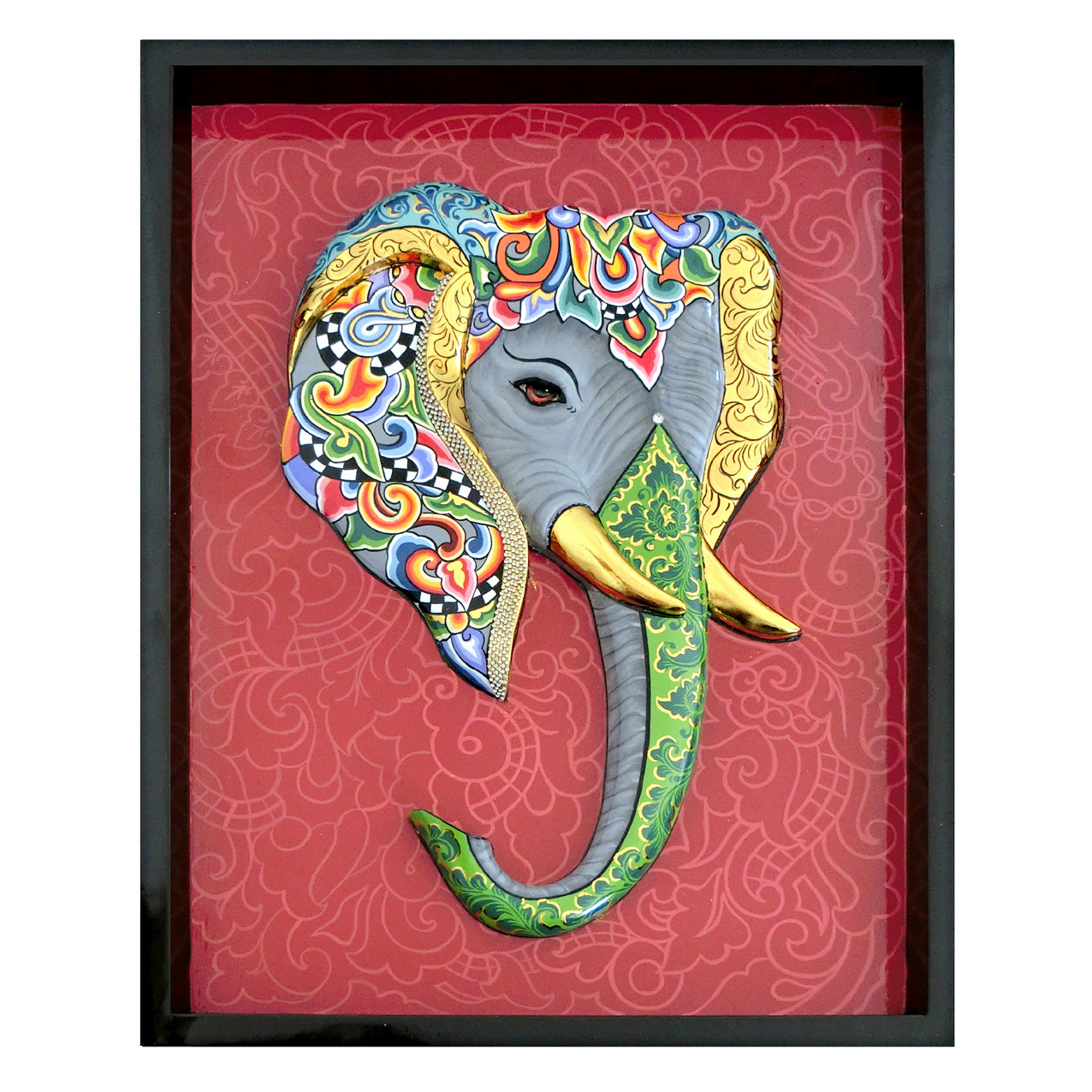 Toms Drag Relief picture Elephant-1