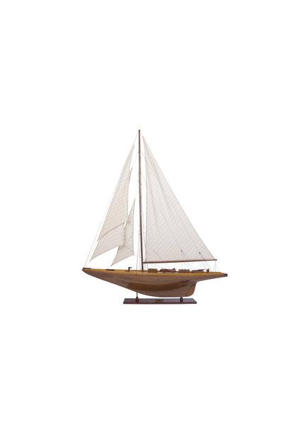 Shamrock Yacht Wood