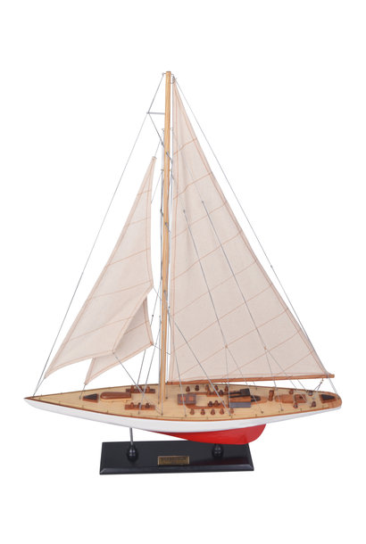 Endeavour L60, Red/White