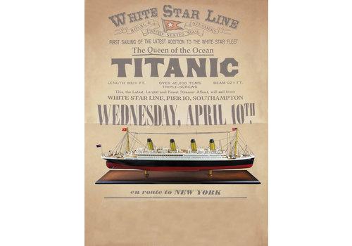 Authentic Models Titanic*