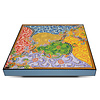 Tom' s Company Colourful, funny, cheerful, in all colours of the rainbow:  Coffee table square, low
