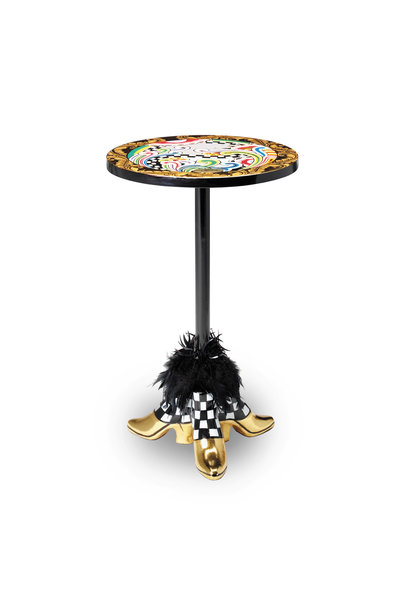 """Side table """"Gold"""""""