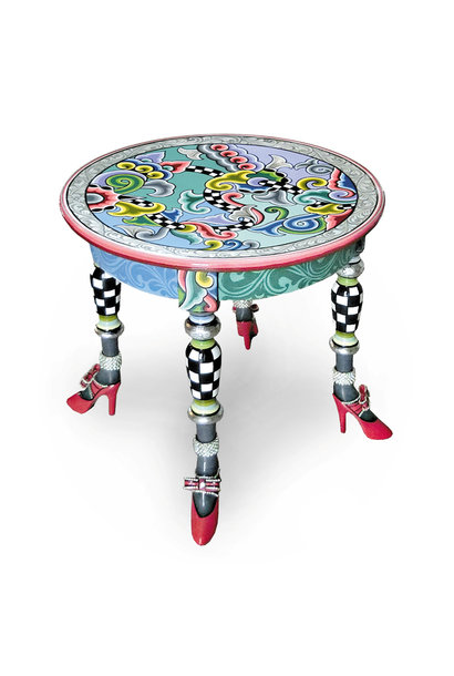 """Table """"Versailles"""" S, Silver Line"""