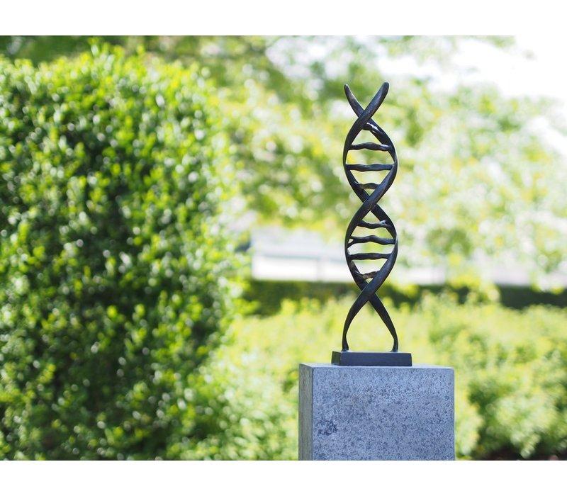DNA Skulptur