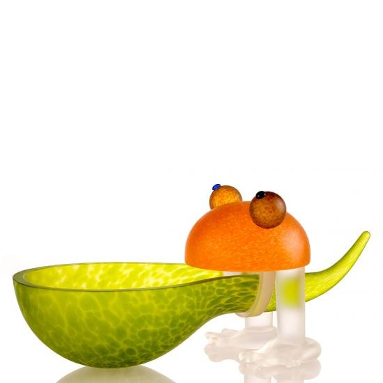 Borowski  Frog- Bowl available in two colours-3
