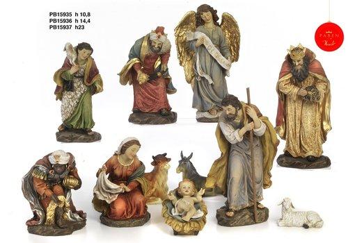 Paben Klassieke Kerststal