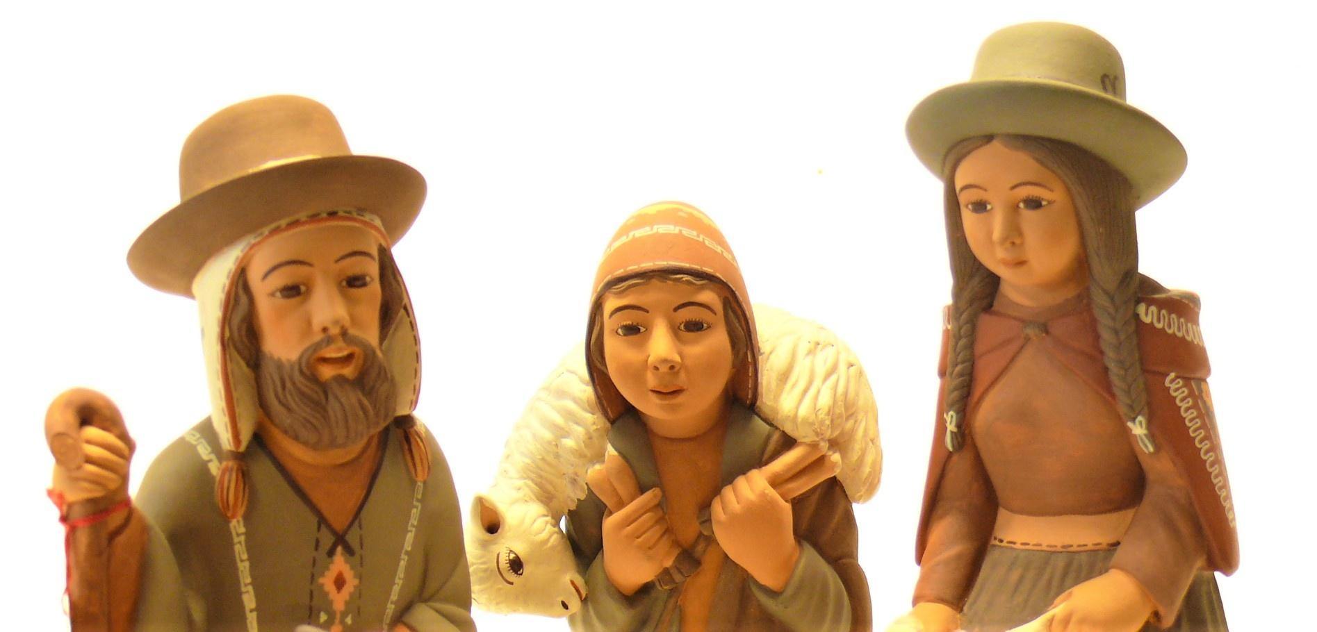 Nativity Set 6 - delig Peruaans-2