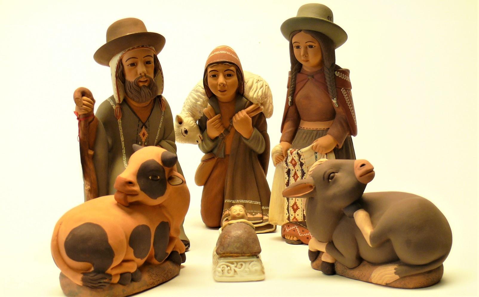 Nativity Set 6 - delig Peruaans-1