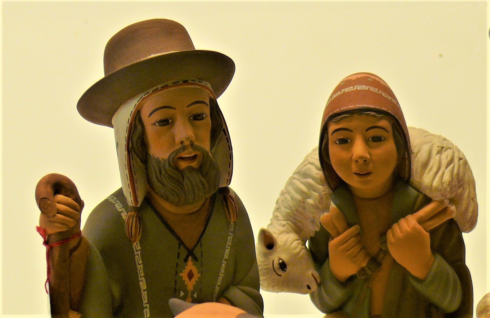 Nativity Set 6 - delig Peruaans-6
