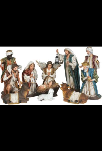 Classic Large Nativity scene