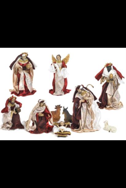 Weihnachtsgruppe 10 Stück