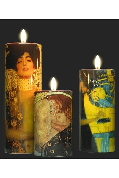 Tealight Holder Klimt