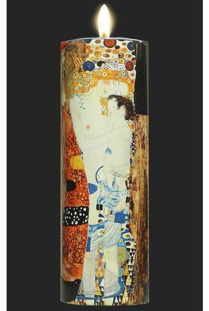 Theelicht  houder Klimt  3Ages of Woman