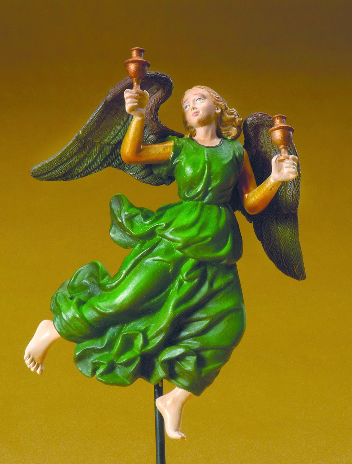 Rafael Santi:Angel Crossifixion Mond-1