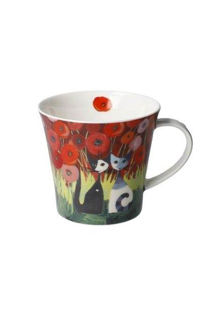 Innamorati tra i papaveri - Co.-/Tea Mug