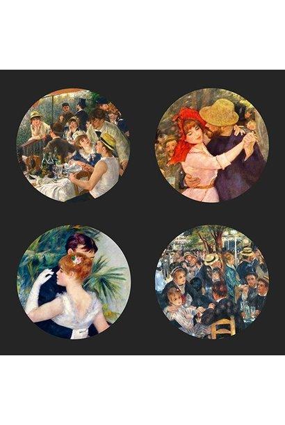 Untersetzern Renoir