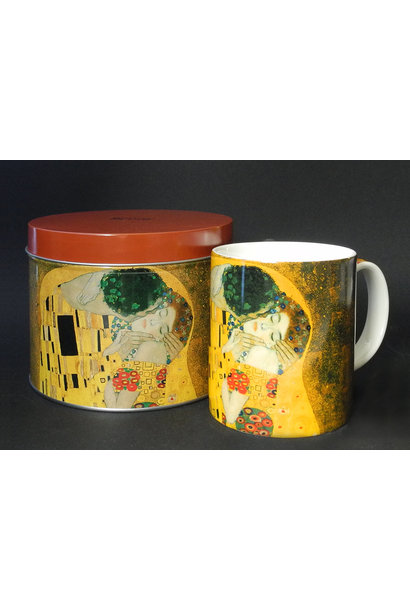 Mug in tin in two variants