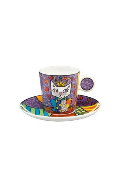 Romero Britto - Her Royal Highness