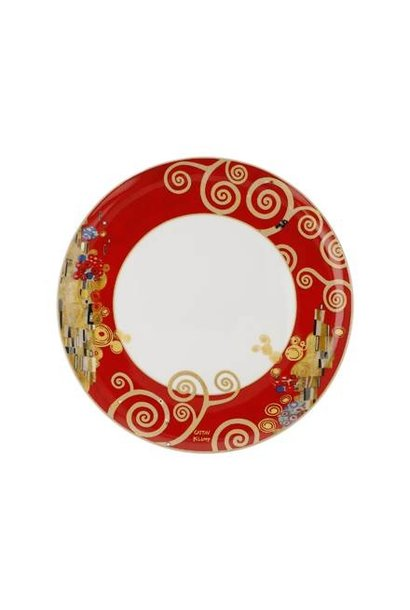 Tree of Life Red - Plate
