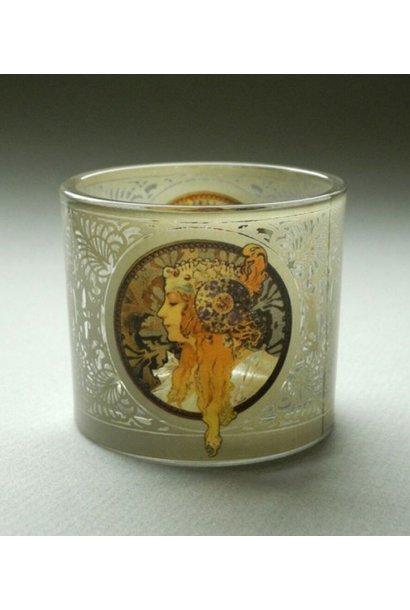 Tealightholder - glass