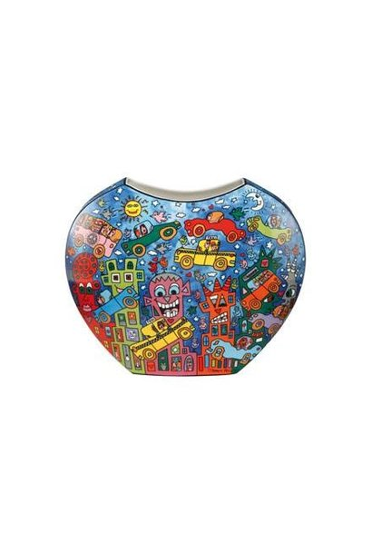 James Rizzi - Not getting around the traffic