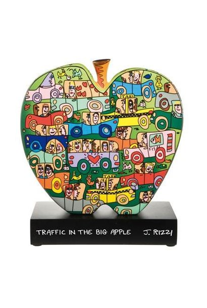 Traffic in the Big Apple - Figur