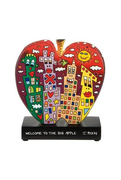 James Rizzi - Welcome to the Big Apple