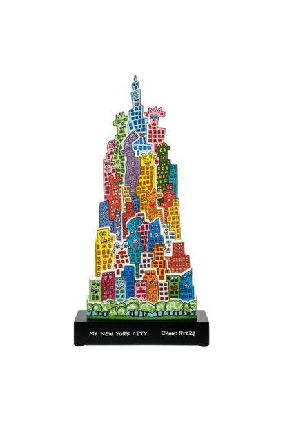 James Rizzi - The City that Never Sleeps