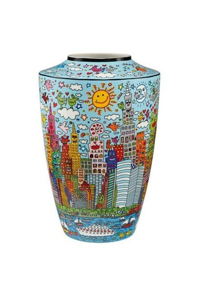 My New York City Day - Vase