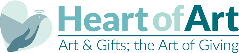 HeartofArt; the Art of Giving
