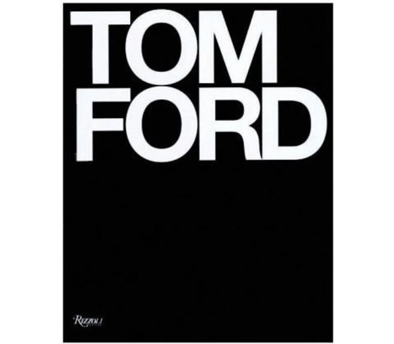 Boek van Tom Ford
