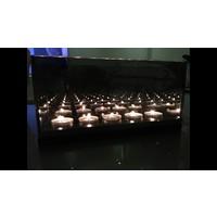 Waxinelichthouder 5-voudig