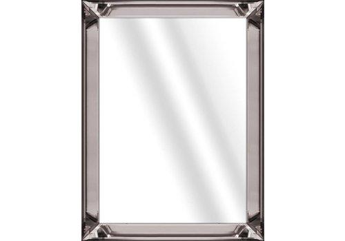 Domestica Interior Design Fotolijst met spiegelrand - brons 50x50