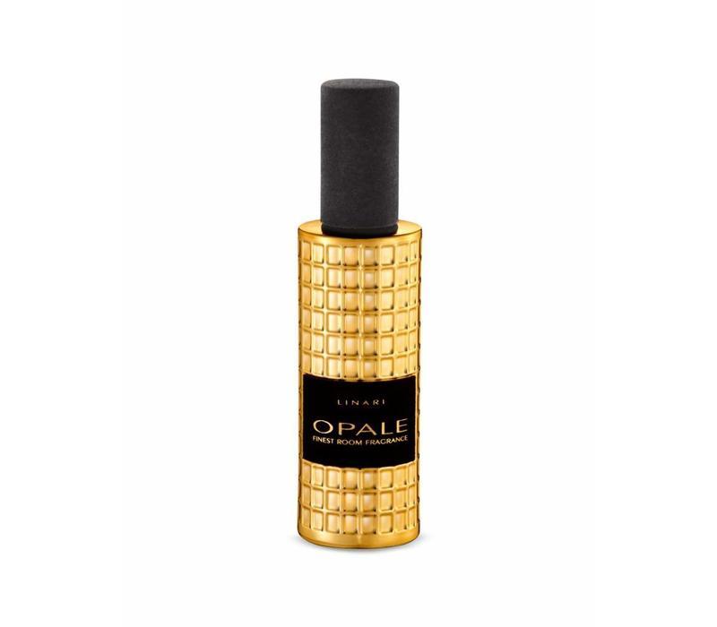 Linari roomspray  - goud Opale