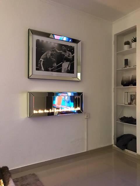 Mooie spiegelsfeerhaarden voor luxe en gezelligheid