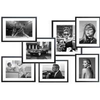 Fotolijst zwart frame - James Dean
