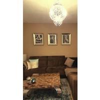 Voordeelset spiegellijsten - 3 fotolijsten zilver 50x60