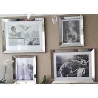Set van 4 - 2 fotolijsten 50x60 cm -2 fotolijsten 70x90 cm