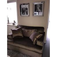 Fotolijst Marilyn Monroe Chanel No 5- zilver 50x60