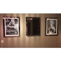 Fotolijst Marilyn Monroe -brons 70x90 cm