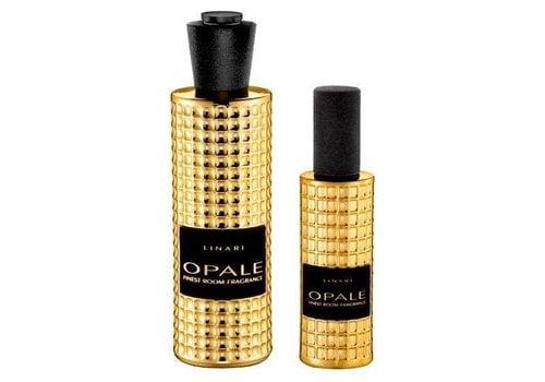 Linari Linari set interieurparfum diffuser en roomspray - goud Opale