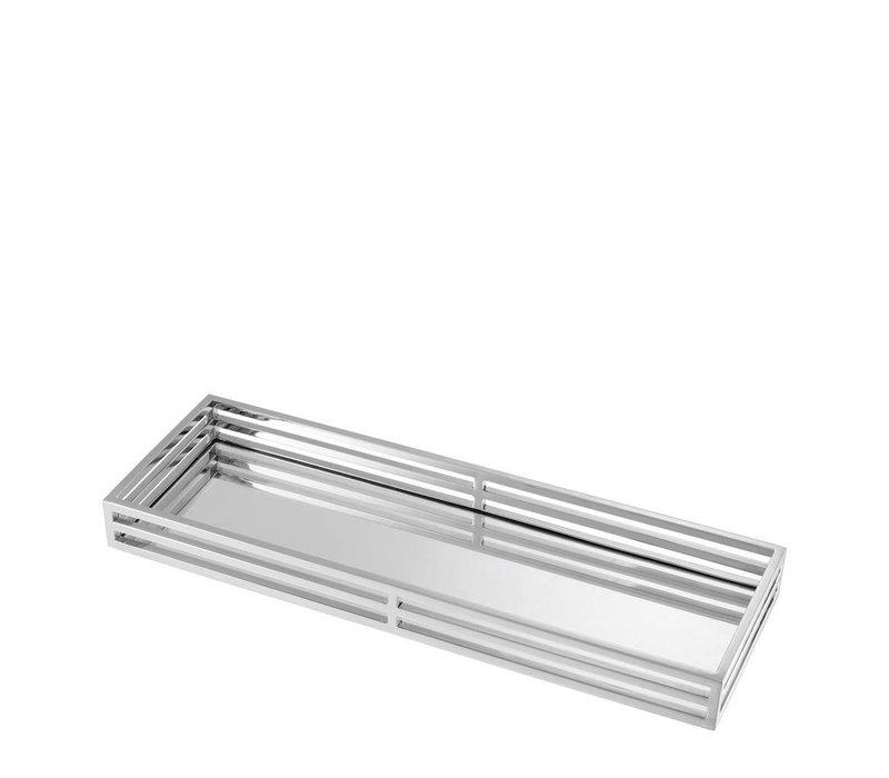 EICHHOLTZ tray Ersa spiegeldienblad zilver