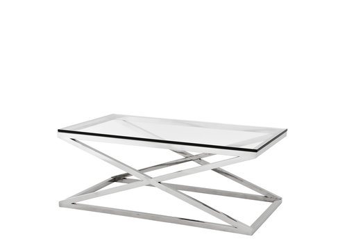 Eichholtz EICHHOLTZ Coffee Table Salontafel Criss Cross
